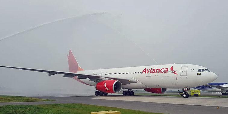 Avianca Brazil Santiago