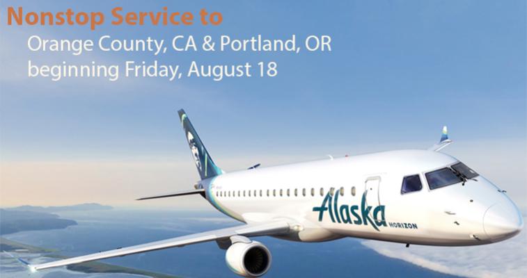 Alaska Airlines ABQ