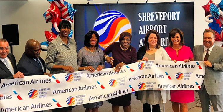 American Airlines Shreveport