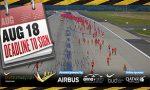 Final call to enter Budapest Airport-anna.aero Runway Run