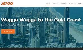 JETGO Australia welcomes Wagga Wagga route