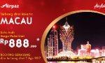 Indonesia AirAsia makes it to Macau