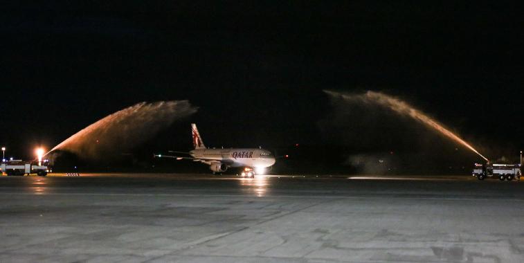 Qatar Airways Kiev