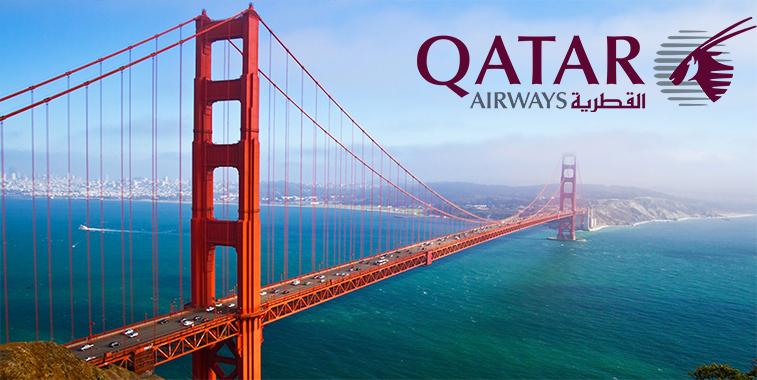 Qatar Airways San Francisco