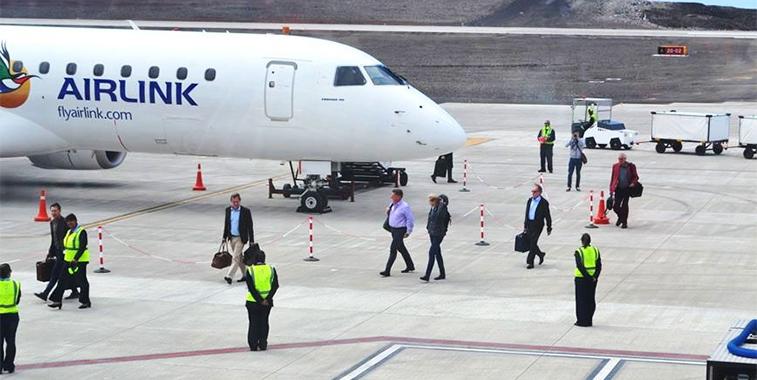SA Airlink Saint Helena