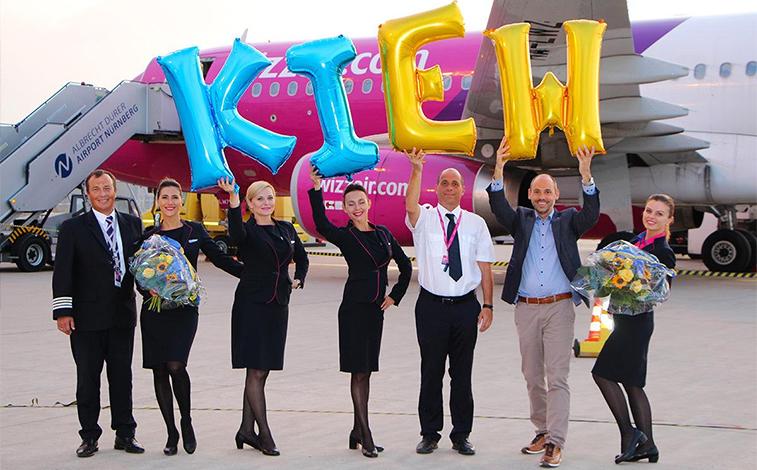 Wizz Air Nuremberg