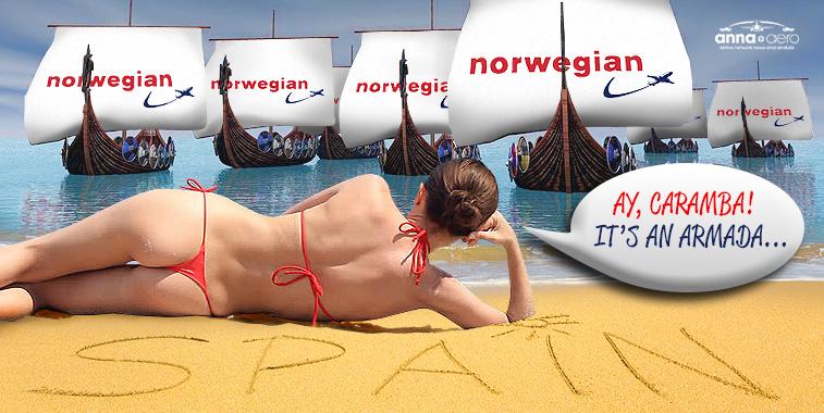Norwegian Spain