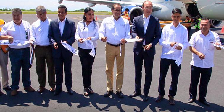 Aeromexico Colima