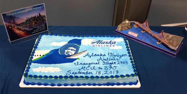 Alaska Airlines Kansas City