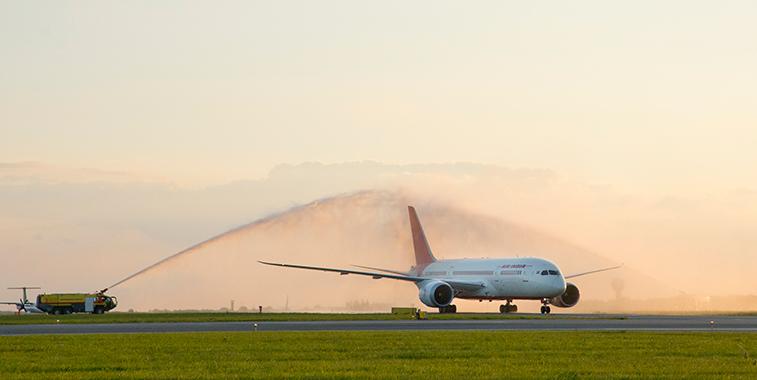 Air India Copenhagen