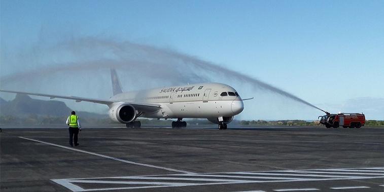 Saudi Arabian Airlines Mauritius