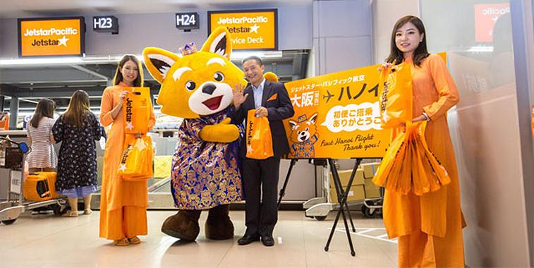 Jetstar Pacific Airlines Osaka Kansai