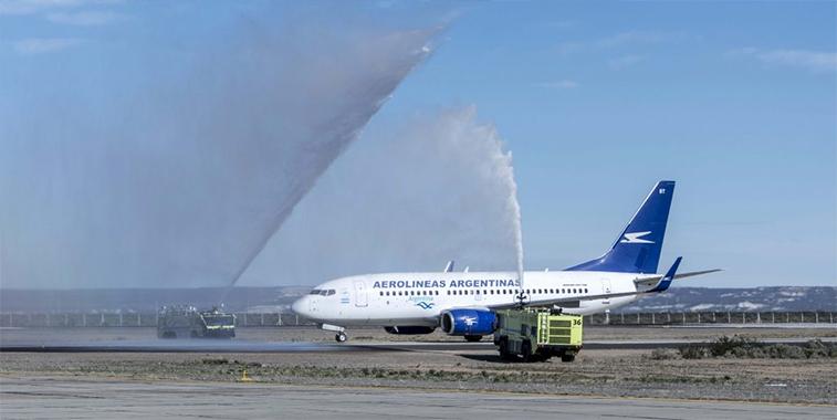 Aerolineas Argentinas Trelew