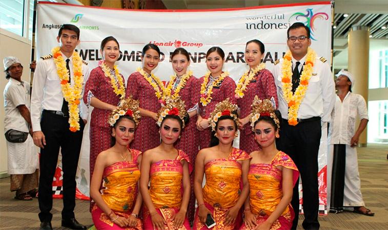 Thai Lion Air Denpasar