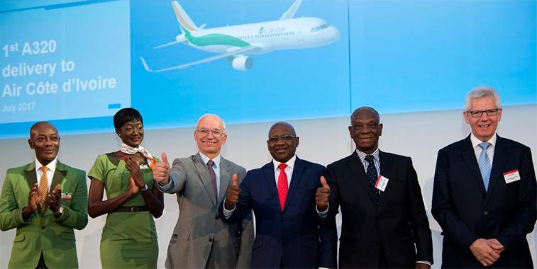 Air Côte d'Ivoire A320