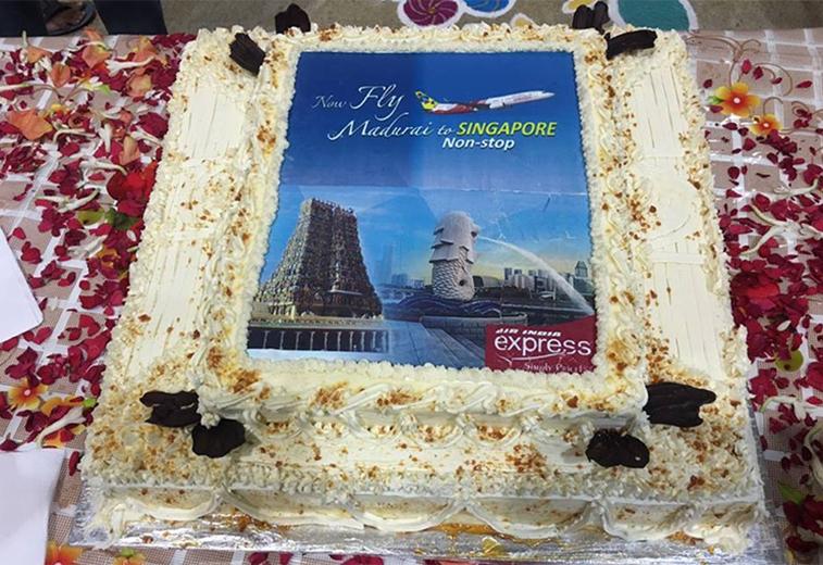 Air India Express Madurai Singapore