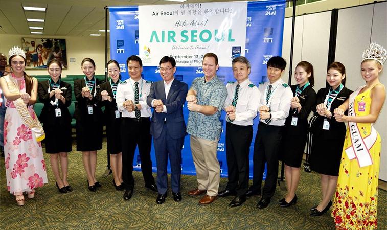 Air Seoul Guam