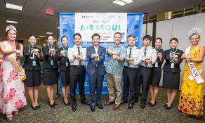 Air Seoul soars into Guam and Osaka