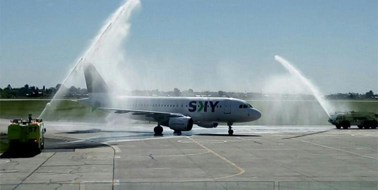 Sky Airline Rosario
