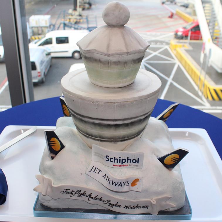 Jet Airways Bangalore Amsterdam