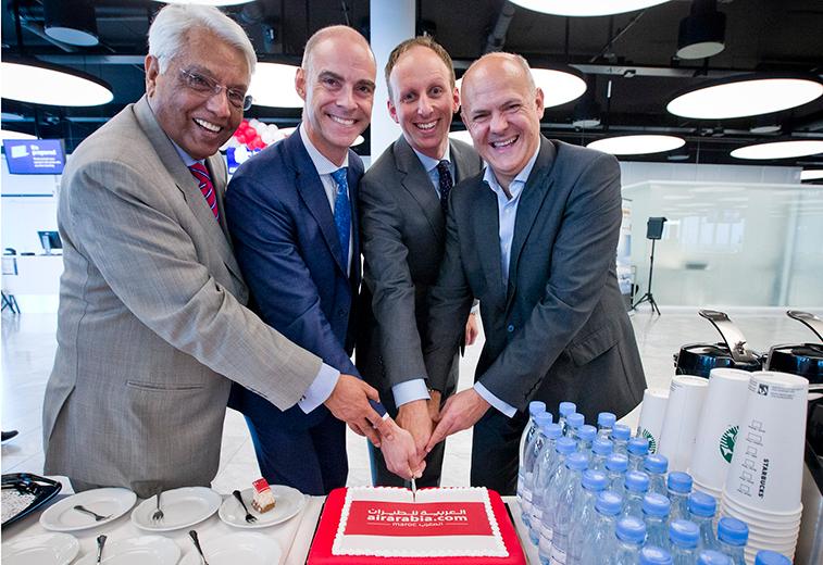 Air Arabia Maroc Copenhagen