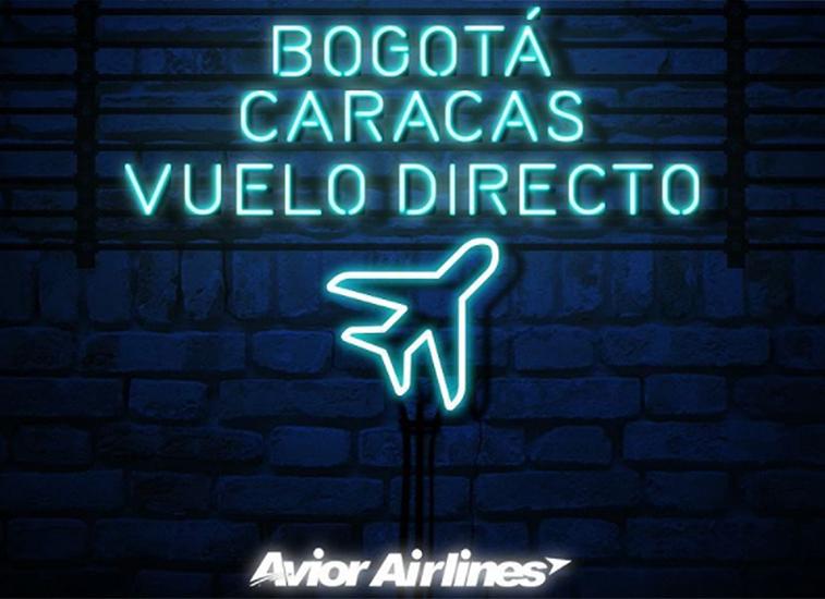 Avior Airlines Bogota