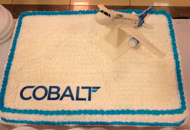 Cobalt Moscow Sheremetyevo