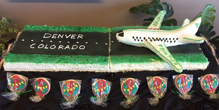 Frontier Airlines Albuquerque