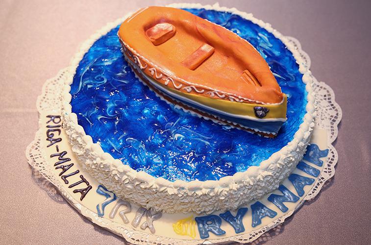 Ryanair Riga Malta