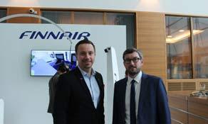 30-Second Interview - Juha Järvinen, CCO at Finnair