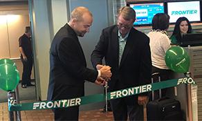 Frontier Airlines returns to Albuquerque