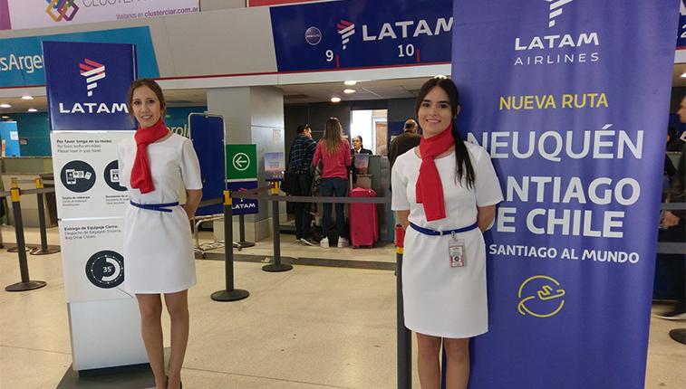 LATAM Airlines Neuquen