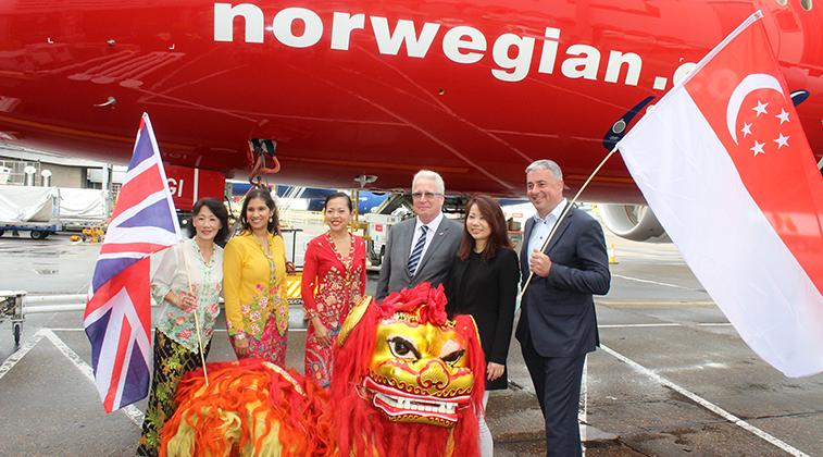 Norwegian Singapore