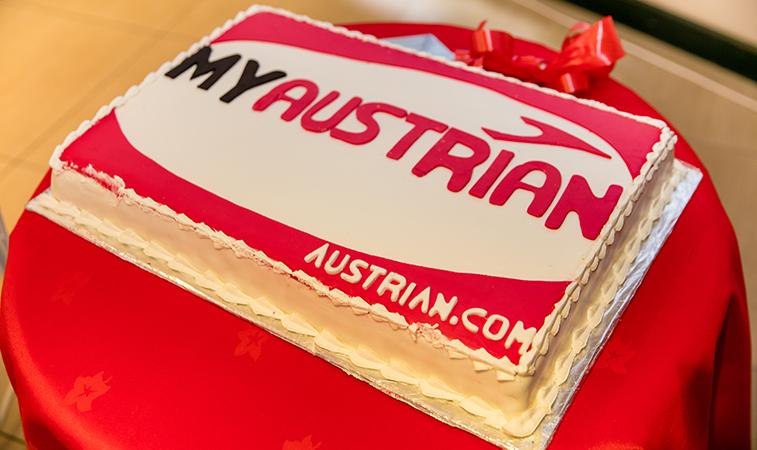 Austrian Airlines Mahé