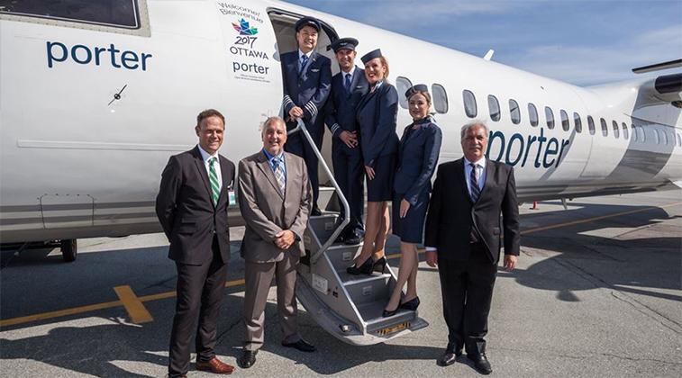 Porter Airlines Saint John