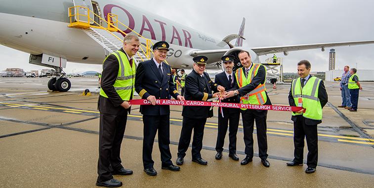 Qatar Airways Pittsburgh