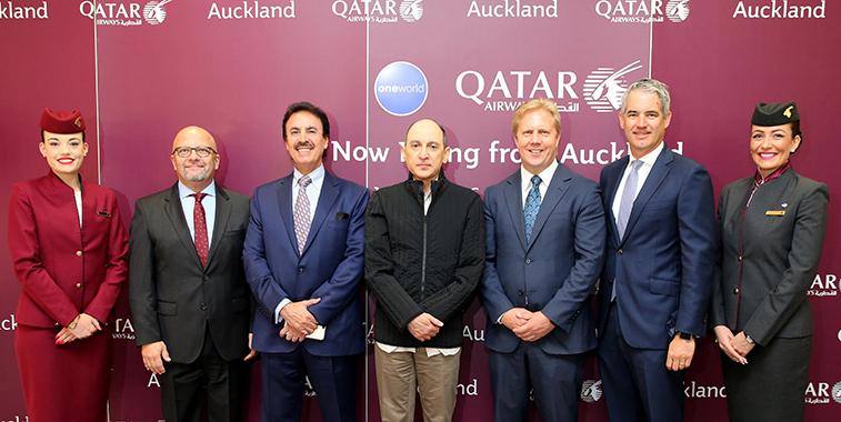Qatar Airways Auckland