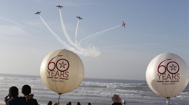 Royal Air Maroc turns 60