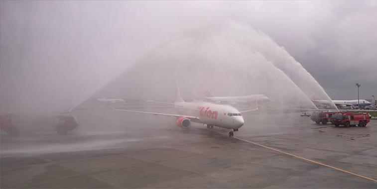 Thai Lion Air Taipei Taoyuan