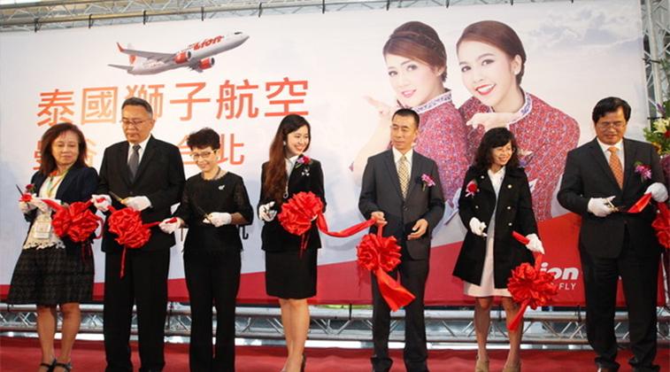 Thai Lion Air Taipei