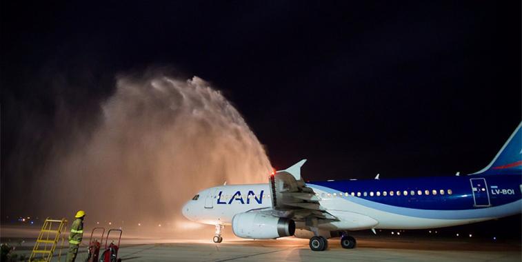 LATAM Airlines San Juan Argentina
