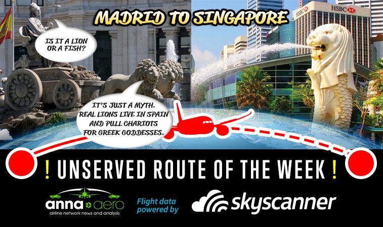 Madrid Singapore