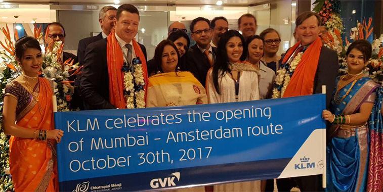 KLM Mumbai