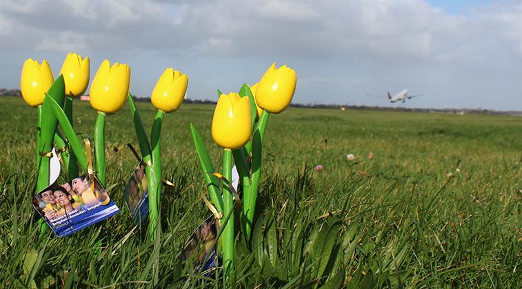Amsterdam Airport Jet Airways