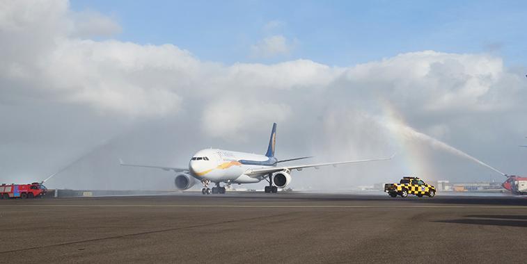 Jet Airways Amsterdam