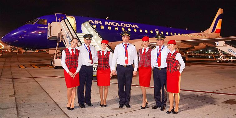 Air Moldova Dubai