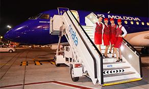Air Moldova debuts in Dubai