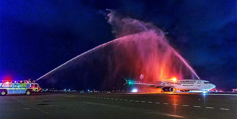 Aeromexico Seattle-Tacoma