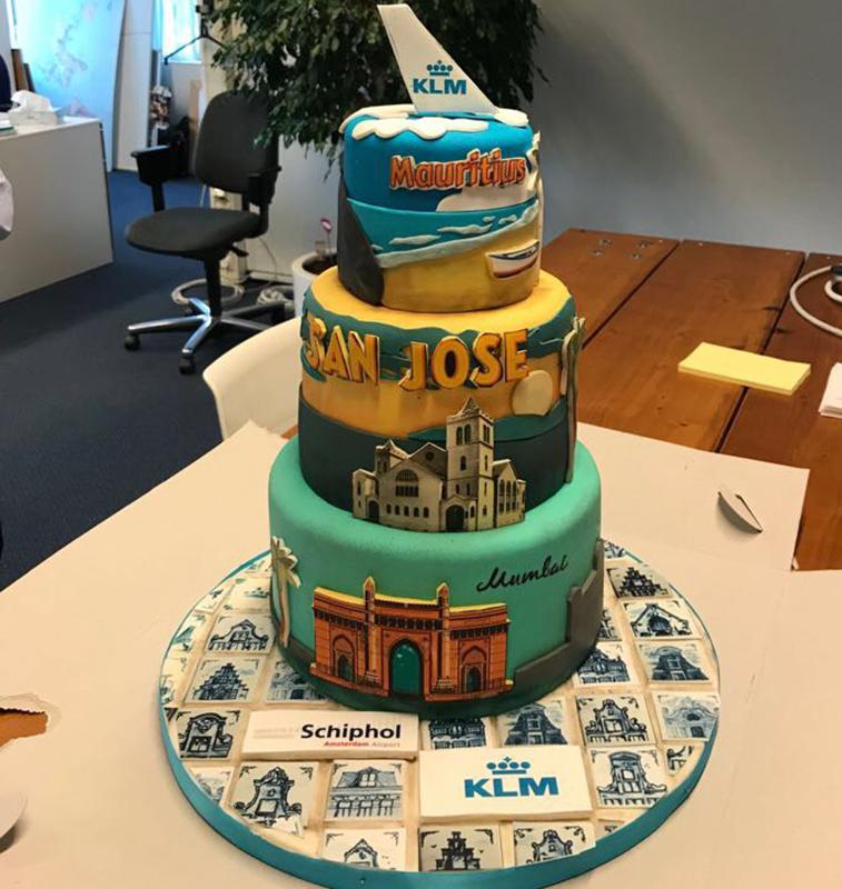 KLM San Jose