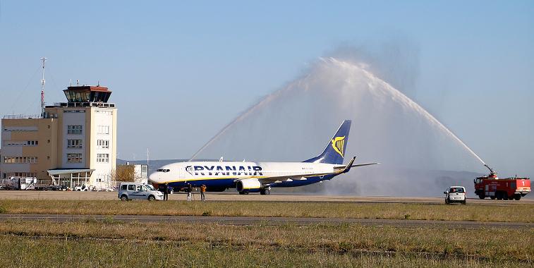 Ryanair Perpignan